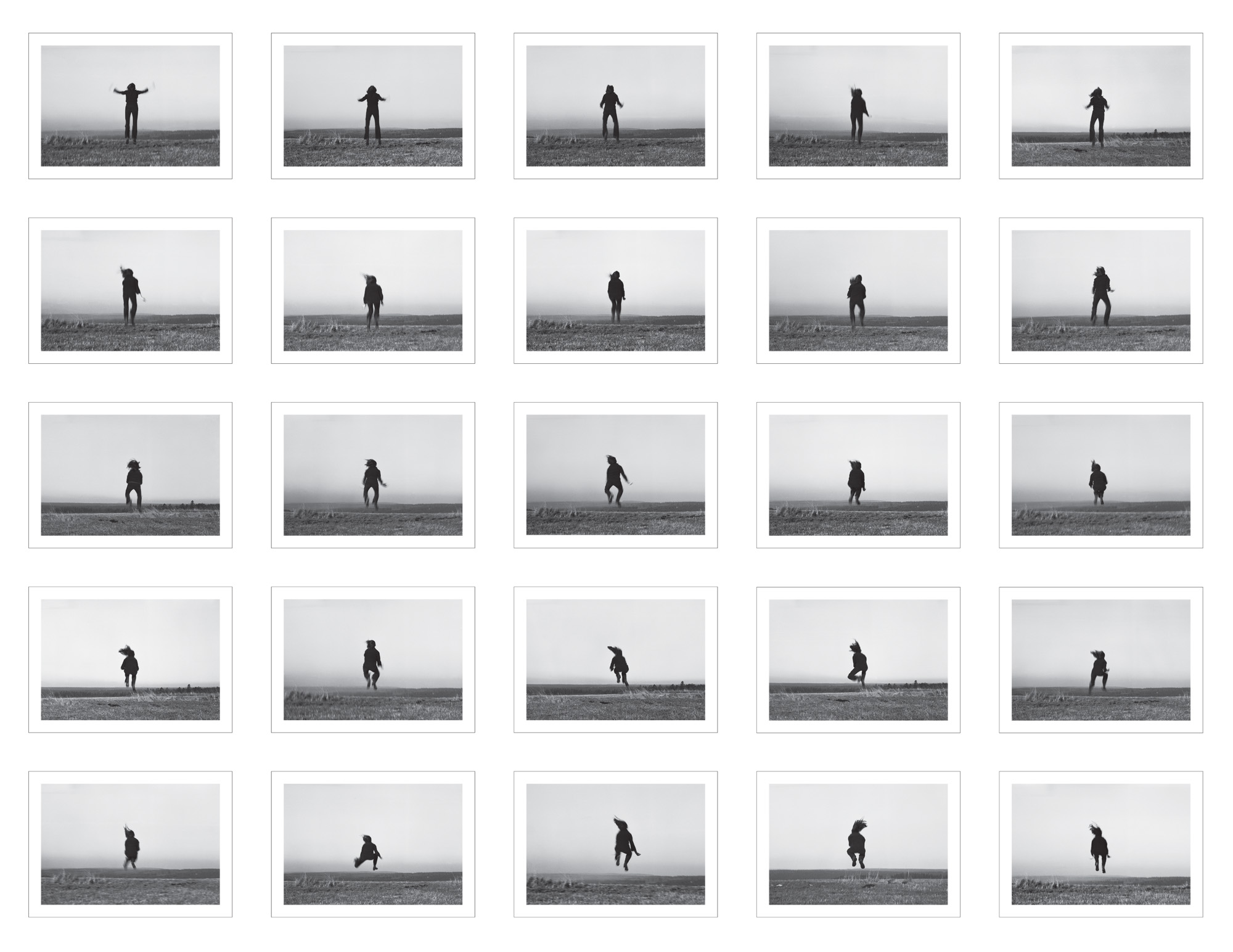 limited edition box set of 25 silver gelatin prints