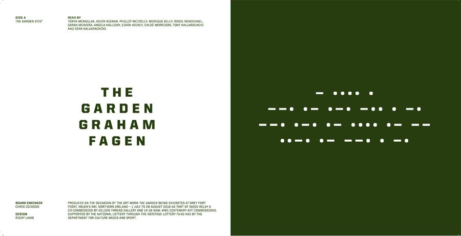 Graham Fagen The Garden/Radio Relay