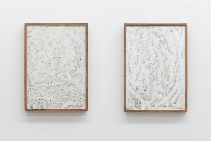"""after October 2017"" diptych"