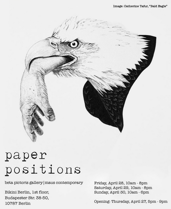 click image for more info on Paper Positions BERLIN