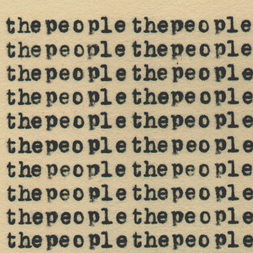 Suso Fandiño We the people (detail0