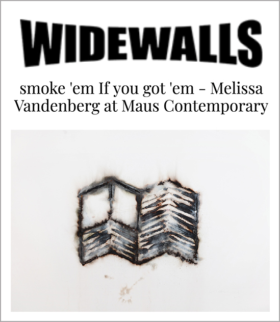 click WIDEWALLS logo to read the article